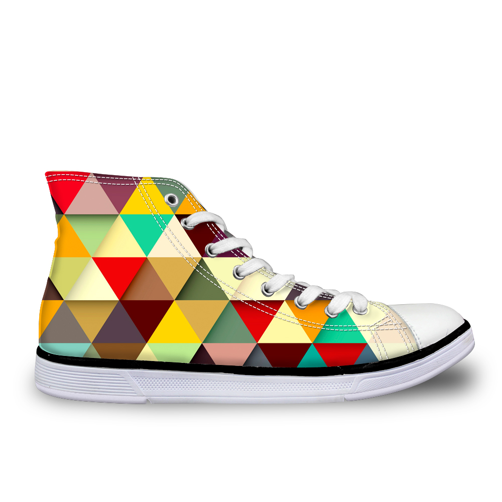 Noisydesigns Hot Sale Casual Shoes Male high quality Zapatos Hombre - Men's Shoes - Photo 4