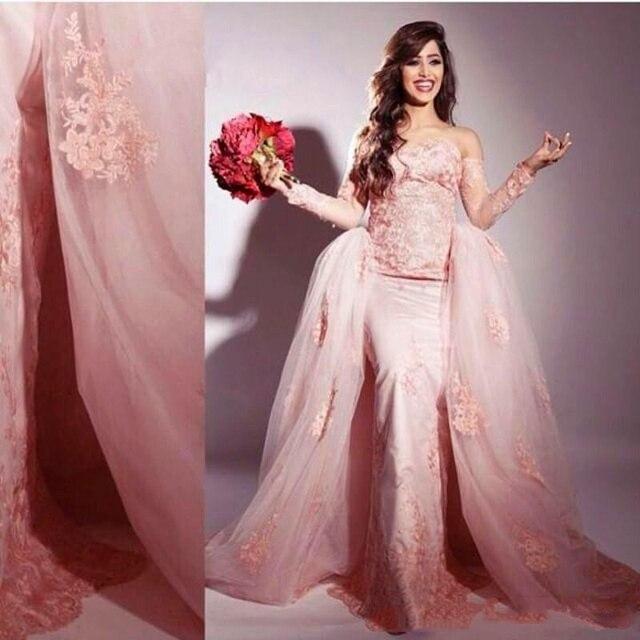 Arabia Saudita moda Sirena Vestido de Noche 2016 Sweetheart Vestidos ...