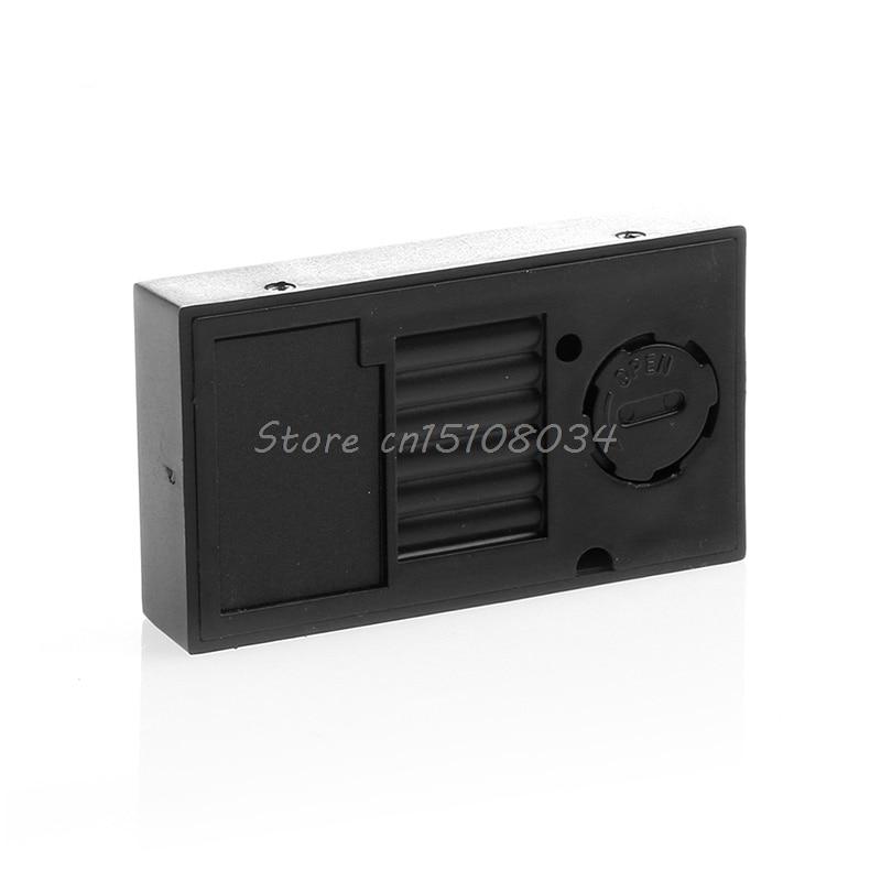 Digitális LCD hőmérő páratartalom hőmérsékleti higrométer - Mérőműszerek - Fénykép 3