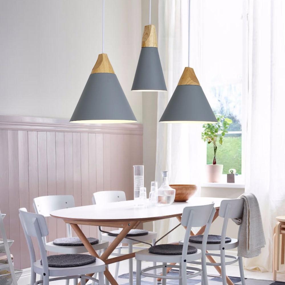 Nordic Anhänger Lichter Für Home Beleuchtung Moderne Hängende Lampe ...
