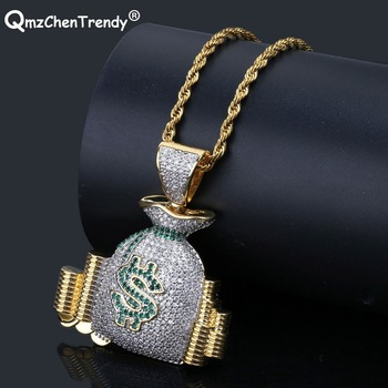 Hip Hop Rope Chain USD Dollar