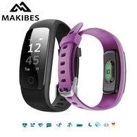 Makibes ID107 Plus HR Smart Band Bluetooth 4 0 Answer Call Smart Bracelet Heart Rate Sleep