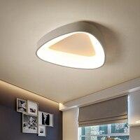 Lámpara de techo moderna para dormitorio  decoración de lámparas de techo LED de hierro para pasillo/comedor  luces de techo Vintage|link| |  -
