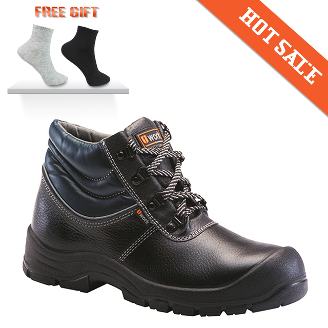 New Style PU Breathable Black Fashion Outdoor Tactical Combat Jungle Boots  Man High-Top Work 6bd708184b54