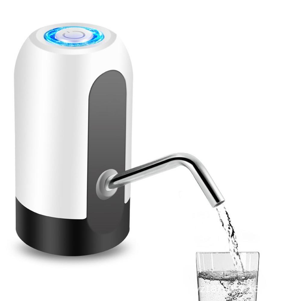 Electric Water Dispenser Portable Smart Wireless Gallon Drinking Bottle Switch USB RechargeableElectric Water Dispenser Portable Smart Wireless Gallon Drinking Bottle Switch USB Rechargeable