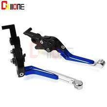 Universal CNC accessories adjustable Motorcycle brake clutch levers For Honda XL1000/V/VARADERO XL 1000 XL1000V 1999-2013