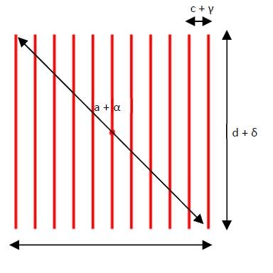 DOE Diffractive optical lens 11 lines цена