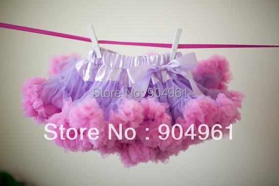 baby birthday skirt  petticoat infant pettiskirt toddler girls soft and fluffy petti skirt in good quality
