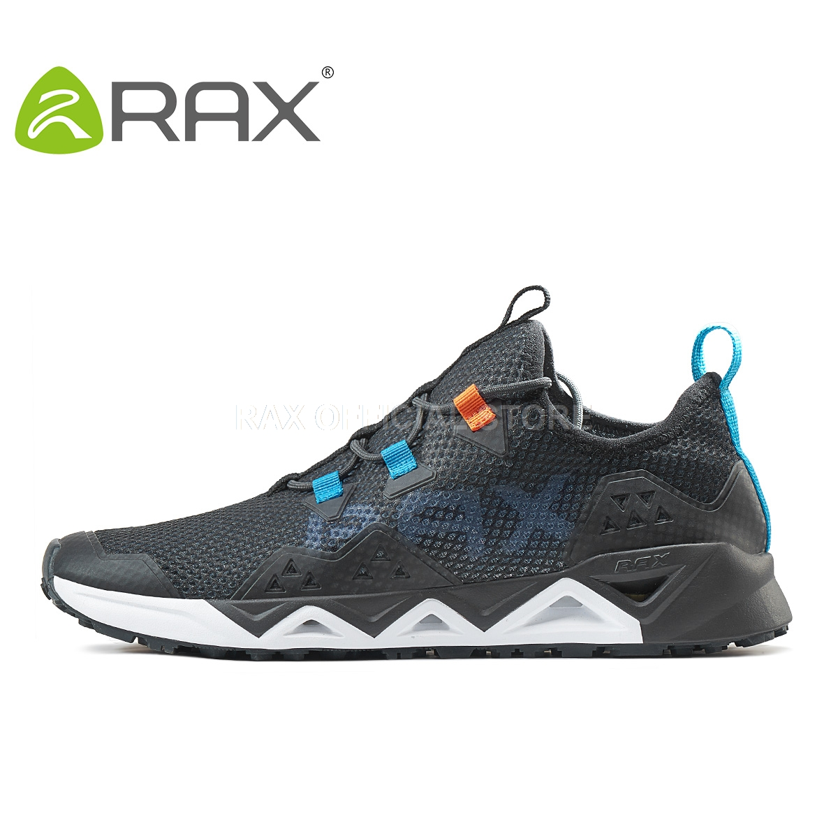 RAX New Mens Sneakers Breathable Trekking Shoes For Men Outdoor Walking Aqua Women Sneakers Sports Shoes Hiking Shoes цены онлайн