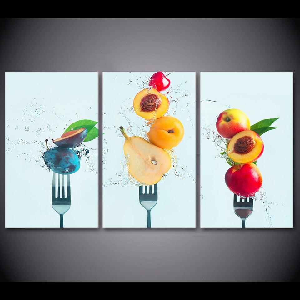 Küchenbilder Auf Leinwand: Poster