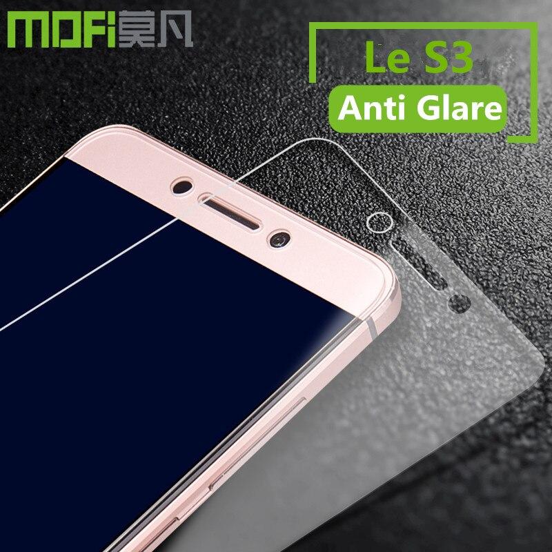 Le S3 glass Leeco Le S3 tempered glass Letv Le S3 Lex622 screen protector MOFi original Le S3 x626 x522 glass film ultra clear