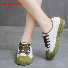2019 New Army Green Canvas Sneakers Women Shoes womens tennis Lady Casual Sport Beige chaussures femme