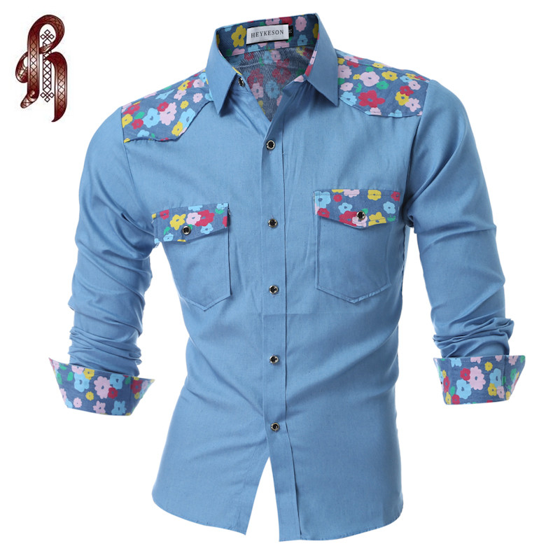 Из какой ткани шьют мужские рубашки