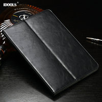 For Apple Ipad 9 7 2017 Case Anti Dust Luxury PU Leather Coque Stand Wallet Card