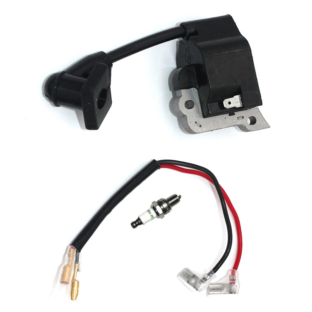Coil Assy Ignition For Honda GX25 GX25N GX25NT GX25T HHT25S FG110 FG110K1 Parts# 30500-Z3E-004 30500-Z0H-003 30500-Z0H-023