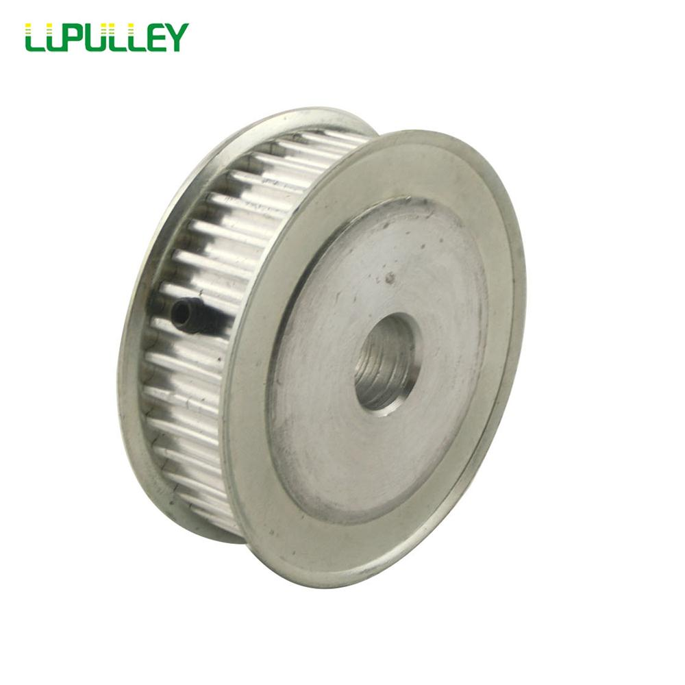 LUPULLEY 1PC 5M 50T Timing Pulley 16mm Belt Width 8mm/10mm/12mm/15mm/17mm/20mm Bore 5mm Pitch Synchronous HTD Belt Pulley lupulley 1pc wheel timing pulley htd 5m 40t teeth 21mm width 6mm 8mm 10mm 12mm 14mm 15mm bore pulley for belt drive synchronous