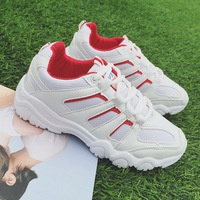 Woman Running Shoes Sports Sneakers 2017 New Arrival Mesh Breathable Shoes Women Athletic Light Weight High