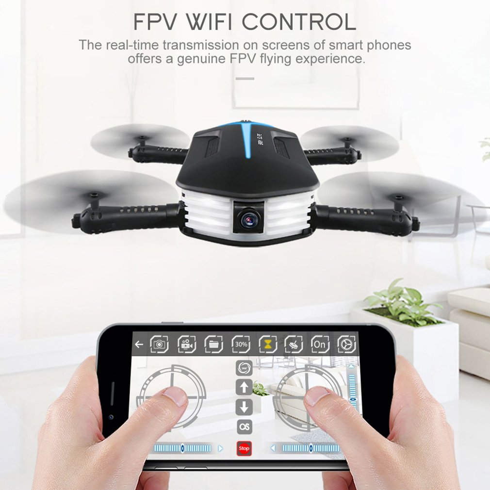 JJRC H37 Mini Baby Elfie Selfie 720P WIFI FPV Altitude Hold Headless Mode G-sensor RC Drone Quadcopter Helicopter RTF Foldable mini drone rc helicopter quadrocopter headless model drons remote control toys for kids dron copter vs jjrc h36 rc drone hobbies
