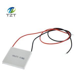 Image 5 - 10pcs TEC1 12705 Thermoelectric Cooler Peltier 12705 12V 5A Peltier Cells TEC12705 peltier module