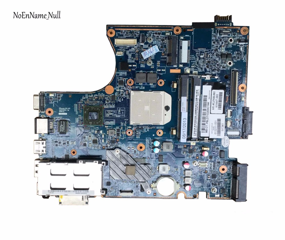 613211-001 Für Hp 4525 S 4725 S Laptop Motherboard Voll Getestet 48.4gj02.011 Fest In Der Struktur