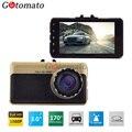 "Gotomato Ultra thin Dash Cam 170 Degree  3.0"" Car Camera Full HD 1080P Car DVR G-Sensor Motion Detection Night Vision Camcorder"