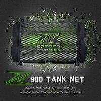 Z 900 For Kawasaki Z900 2017 Radiator Guard Grill Protection For Kawasaki Z 900 2017 Parts