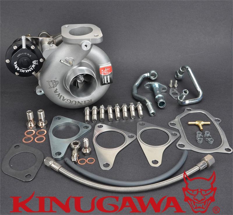 Kinugawa 9B TW TD05H-16G Turbocharger 7 cm para WRX SUBARU Legacy GT 08 ~/Serve VF46 VF40