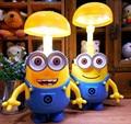 Free shipping   Multifunction LED rechargeable lamp creative cartoon LED night light energy saving lamp piggy bank