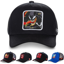 2019 new venom embrodered cap high quality fashion baseball