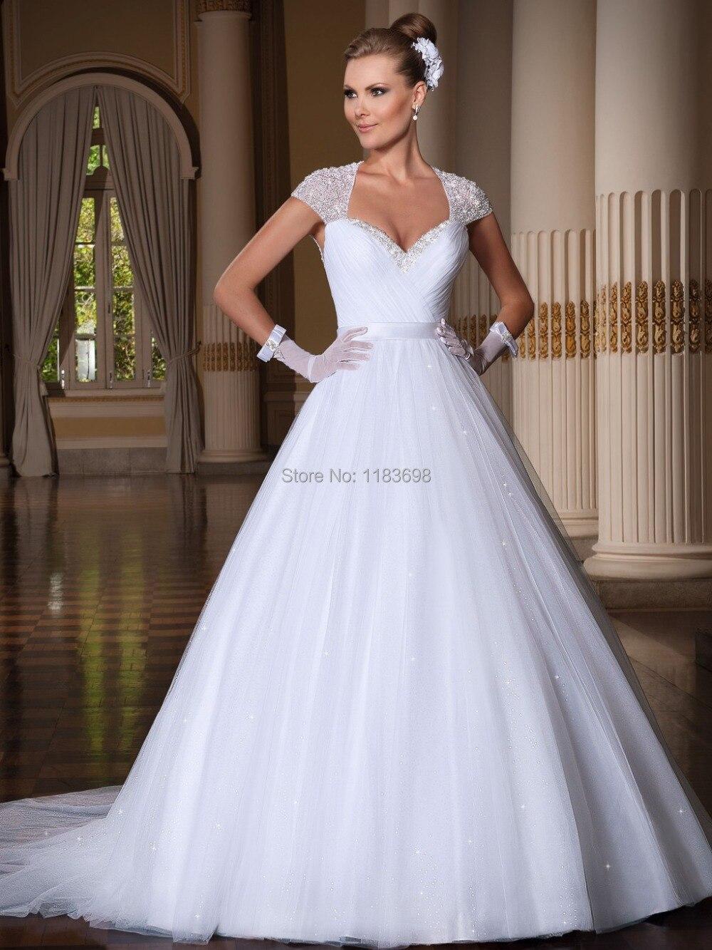 Custom Made vestido de noiva 2019 a-line lace Wedding Dress Open Back sexy Bridal Gown wedding gown vestidos de noivas casamento