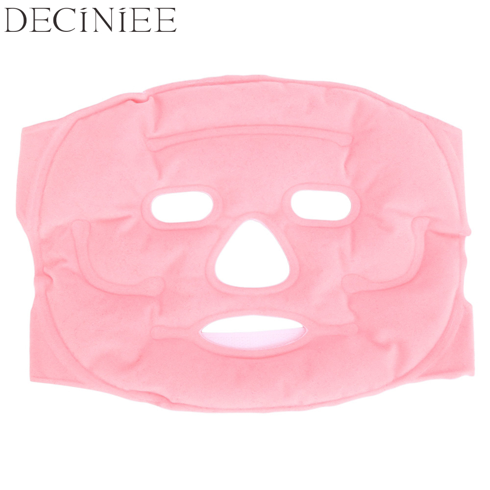 Tourmaline Magnetic Face Mask Anti Wrinkle Face Massager Heating Pads Facial Lifting Skin Care Tools Relaxation Beauty For Face