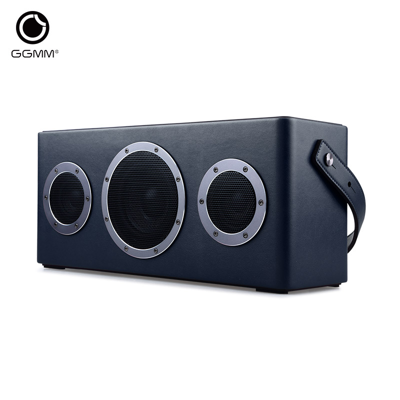 GGMM Bluetooth Speaker WiFi Wireless Speakers Outdoor Portable Speaker Stereo Subwoofer Clearance Price Just for Australia Buyer