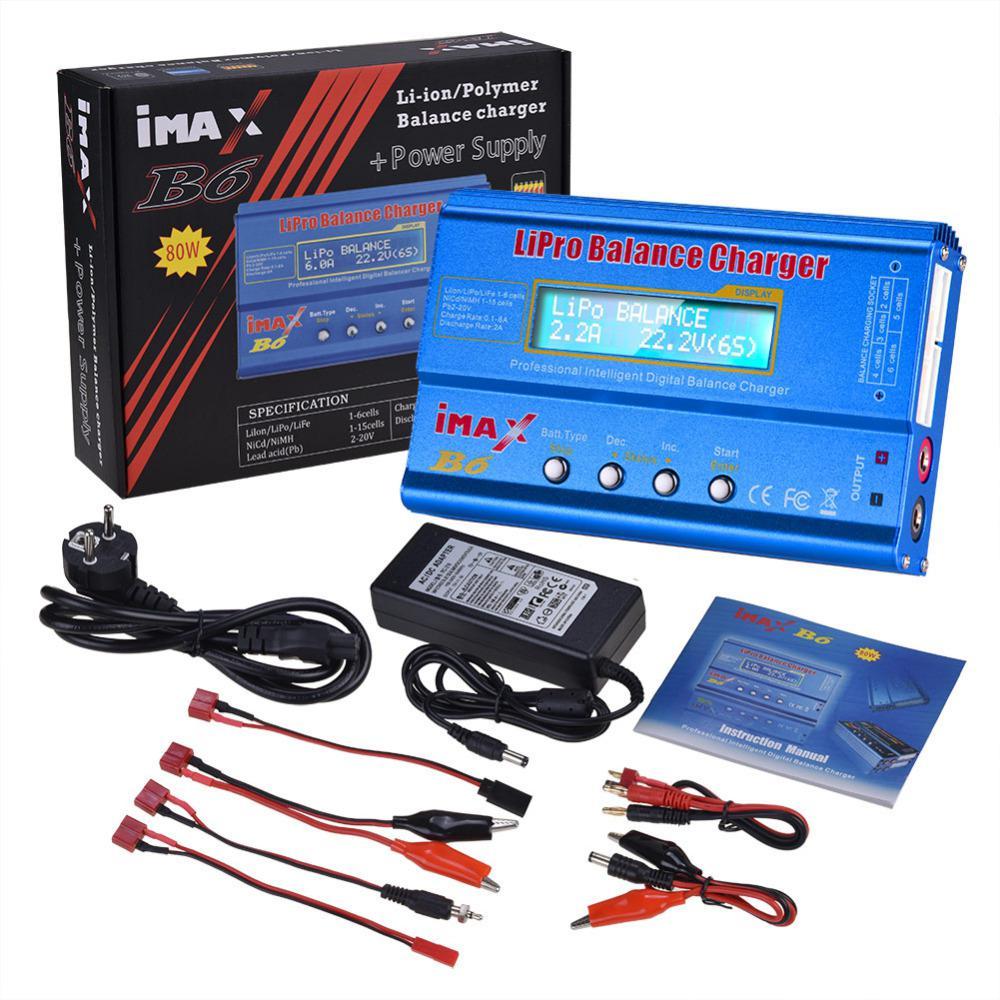 EastVita iMAX B6 80W 6A <font><b>Battery</b></font> <font><b