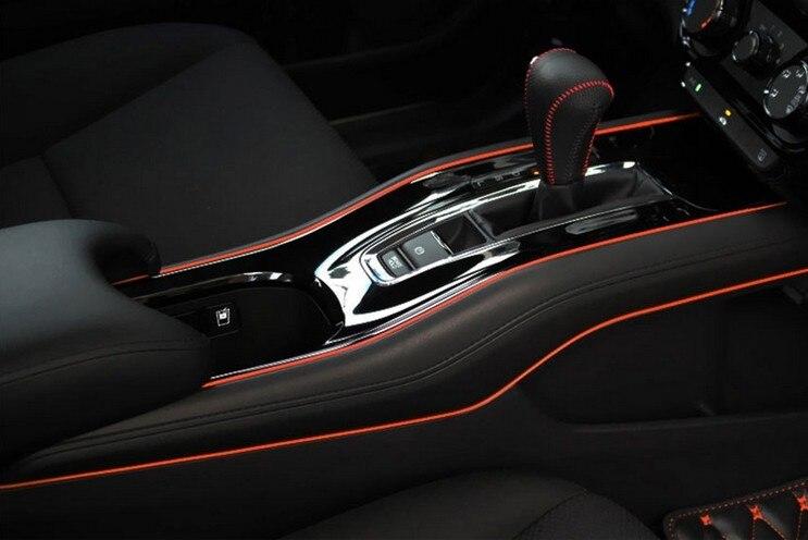 2017 Nuevo Coche Interior Decorar Para Honda Hrv Civic Crv