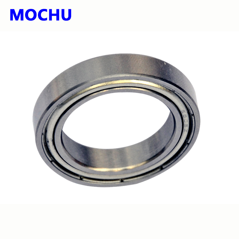 1PCS Bearing 6805 6805Z 6805ZZ 61805-2Z 25X37X7 ABEC-3 MOCHU Thin Section Shielded Deep Groove Ball Bearings, Single Row