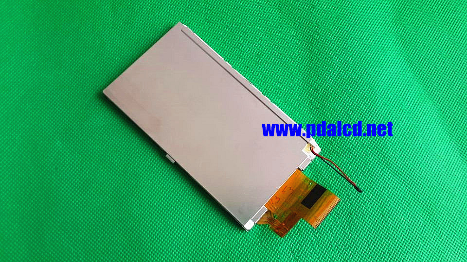Original 4 inch LQ040T7UB01 LCD display For GARMIN MONTANA 600 600t Handheld GPS LCD display screen Free shipping
