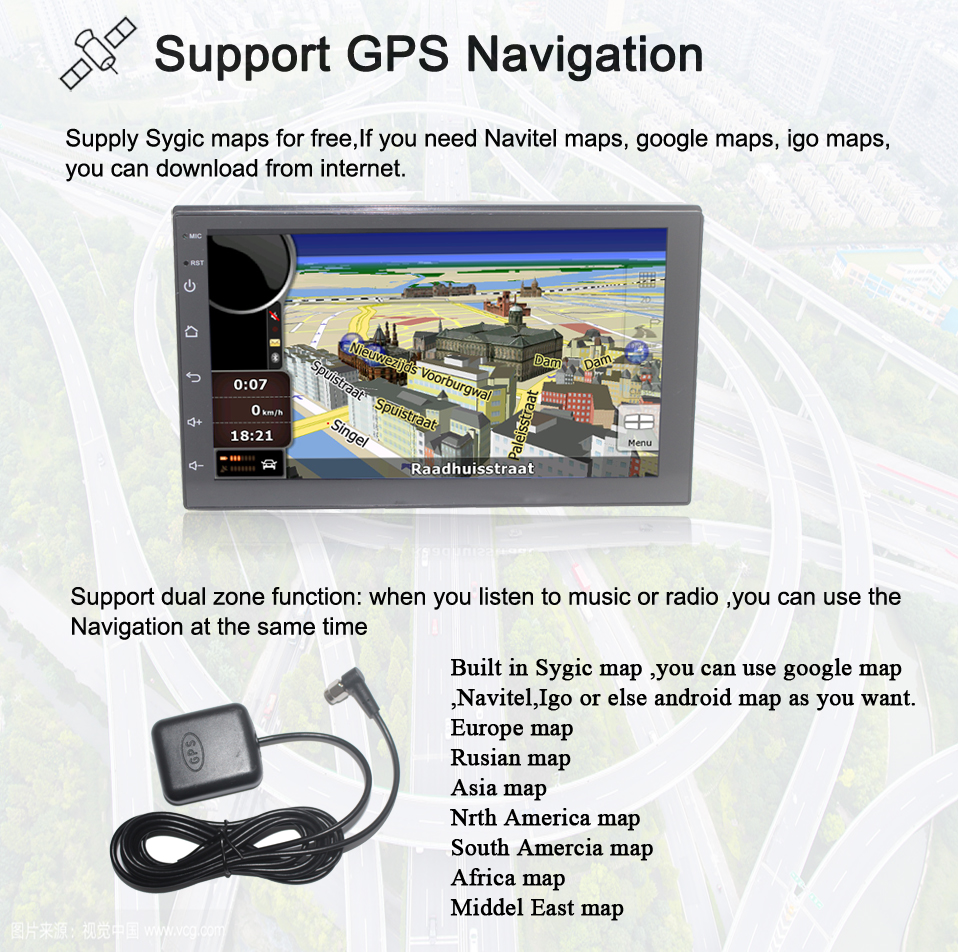 7.0 dvd android Nomade 6