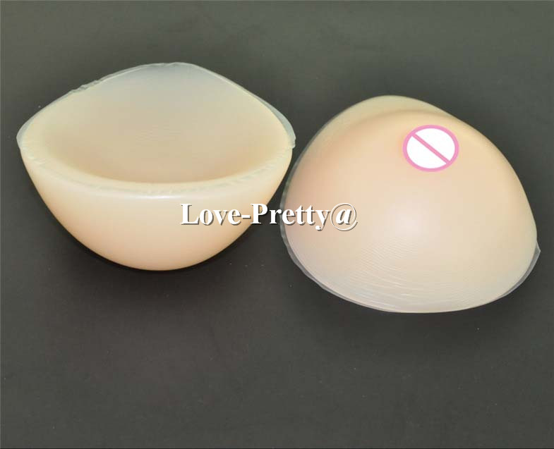 400g/pair artificial breast realistic silicone breast forms a cup silicone breast prosthesis for small breasts drag queen boobs