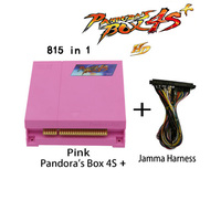 Pandora Box 4S Jamma Mutli Game Board With Jamma Harness 680 In 1 Multi Game Jamma