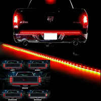 """Chuang qian 5-function 60 """"22 w 12 v led barra de luz de tira traseira para dodge ram 1500 2500 3500 4500 5500 pickup truck"""