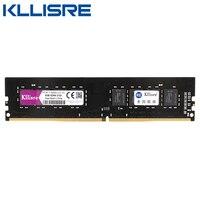 Kllisre Ddr4 Ram 8GB 2133MHz 2400MHz DIMM Desktop Memory Support Motherboard Ddr4
