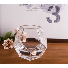 Manual Glass Vase creative For Home wedding Decoration  sitting room the bedroom furnishing articles party gifts crafts