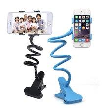 Mobile phone bracket desktop mobile portable 360 degree revolving suitable for all smartphone
