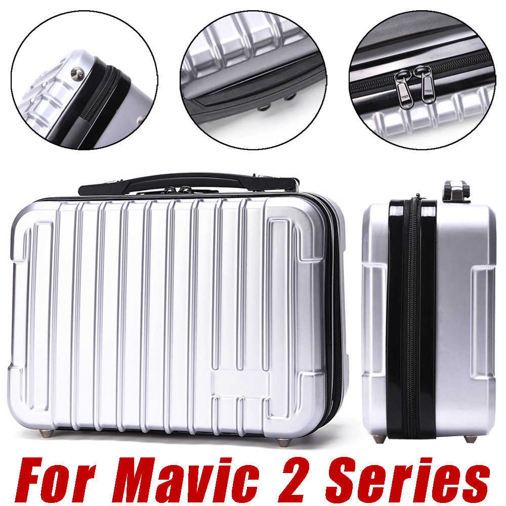 Portable Travel Hardshell Drone HandBag Waterproof Storage Bag Case For DJI Mavic 2 Series 20J Drop Shipping