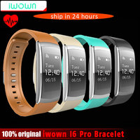 New Iwown Iwownfit I6 PRO Smart Wristband Heart Rate Monitor IP67 Waterproof Smart Bracelet Fitness Tracker