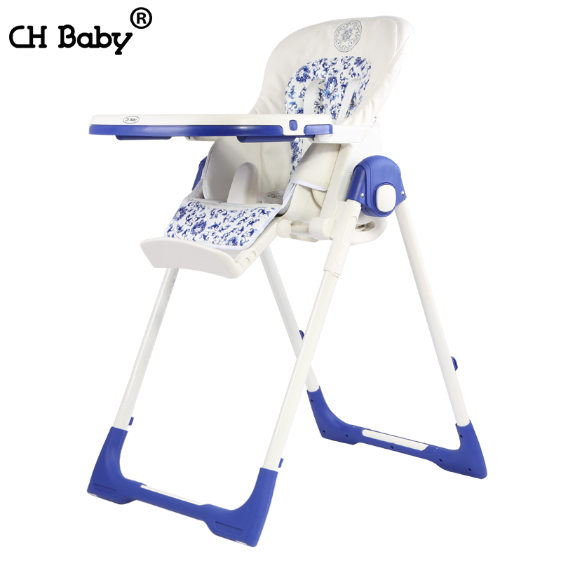 High quality leather baby high chair chbaby child dining chair folding baby seat baby anti-slip baby seat actionclub idea design high quality baby chair