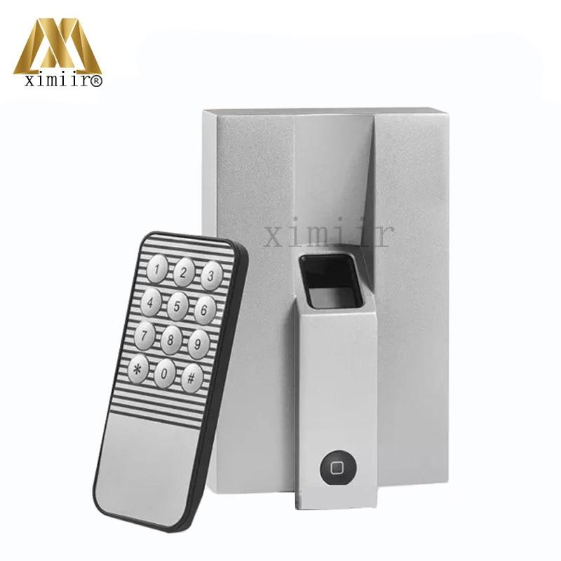 Good Quality Biometric Fingerprint Door Access Control Metal Fingerprint Standalone Door Access Controller With Keypad M50 standalone biometric fingerprint door access control system with keypad metal fingerprint access controller