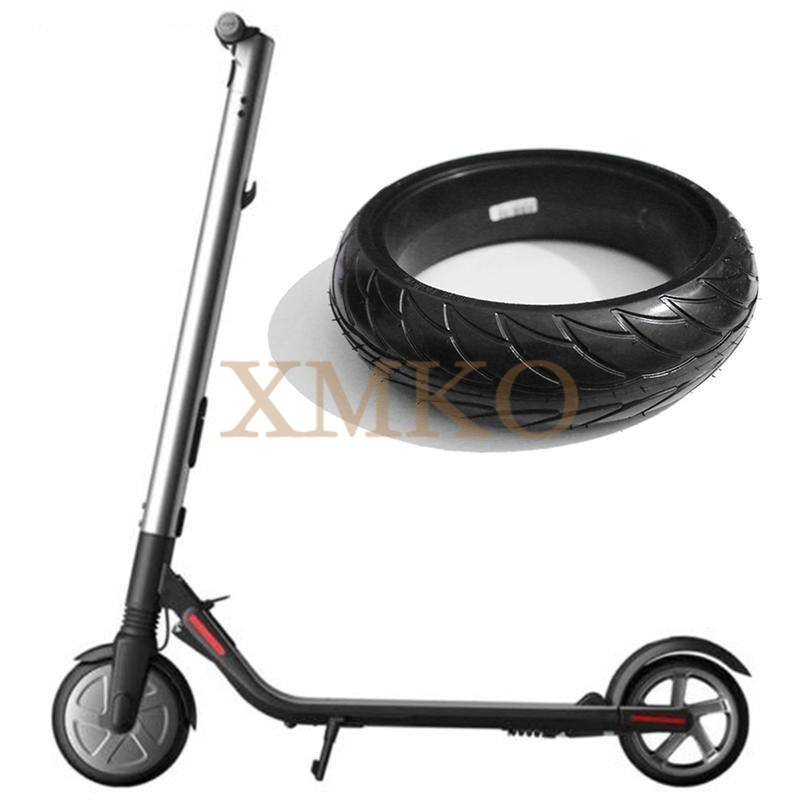 Xiaomi Ninebot Electric Scooter Solid Tire For Ninebot Segway Es1 Es2 Es4 Damping 8 inch Non-Pneumatic Tire