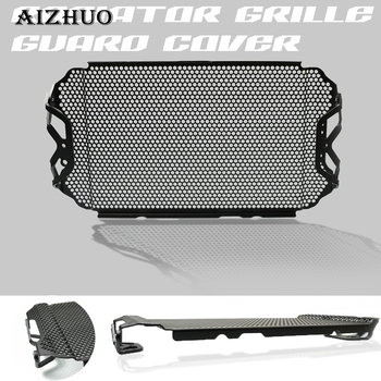Black Motorcycle radiator grille guard cover protection covers for Yamaha  fz-09 FZ 09 mt-09 MT09 MT 09 2013 2014 2015 2016