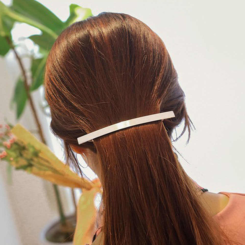 Hair Clips,Barrettes For Women,Gold Hair Clips,Clips For Thick Hair,Acrylic Hair Clips,hair barrette 1PCS